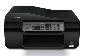 Epson WorkForce 325 Driver Download free