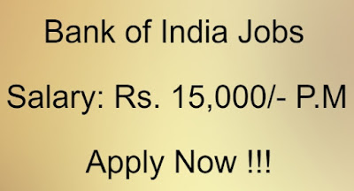 Bank of India Sarkari Naukri 2020: Recruitment for Office Assistant - 15,000 Salary - Apply Now On Sarkari Jobs Adda