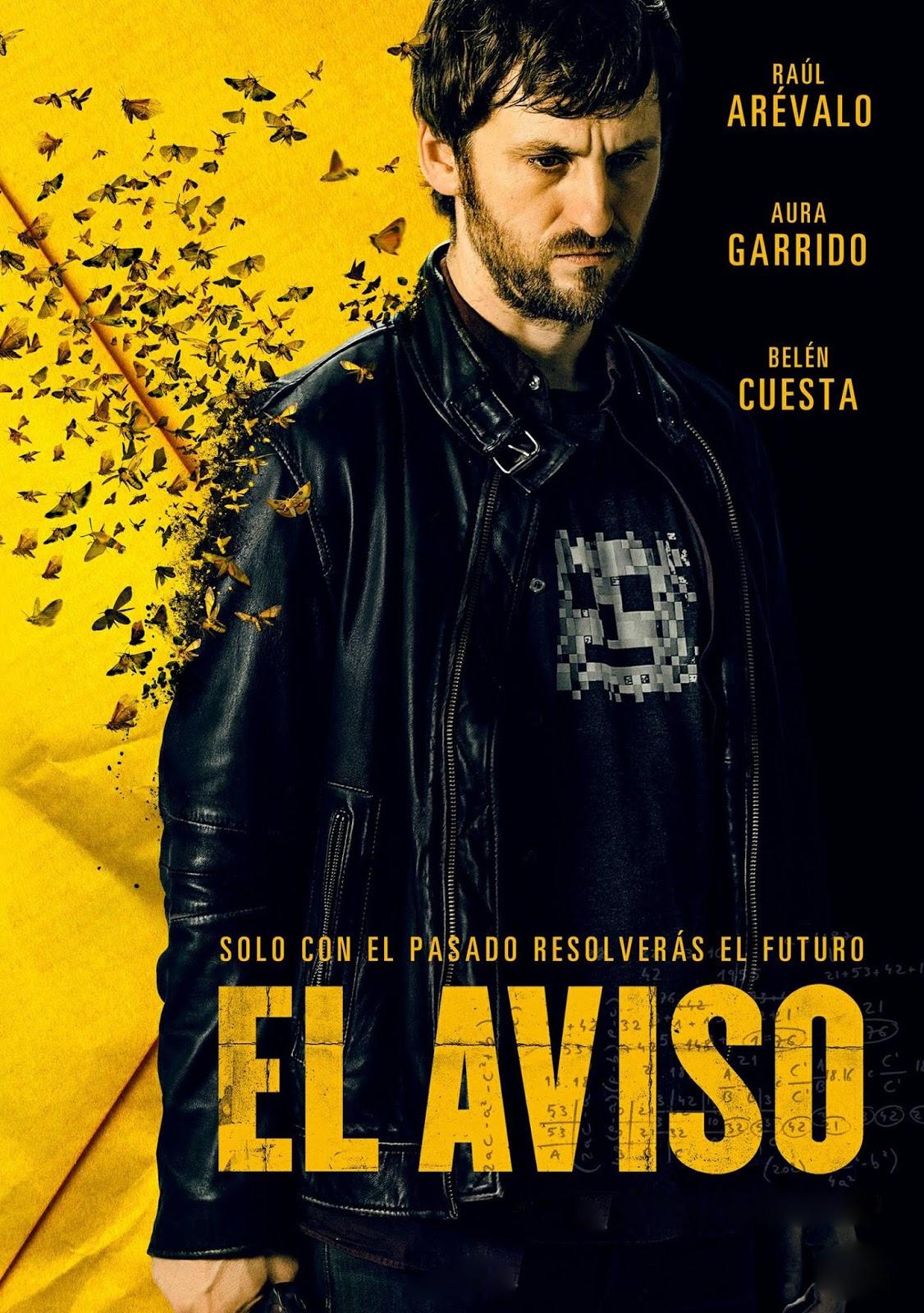 El aviso [2018] [DVD9] [PAL] [Español]
