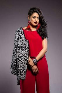 Nusrat Imrose Tisha Bangladeshi Actress Sexy Look