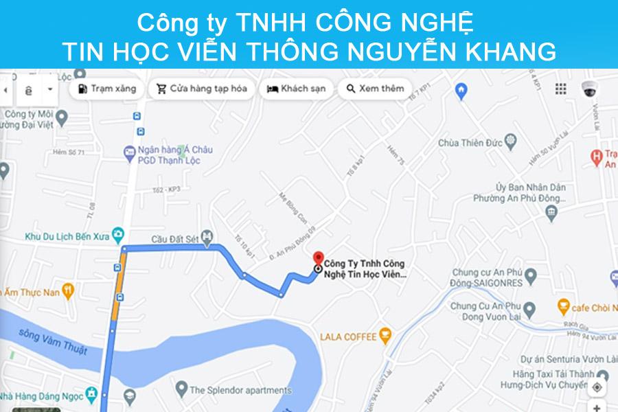Viễn Thông Nguyễn Khang Quận 12