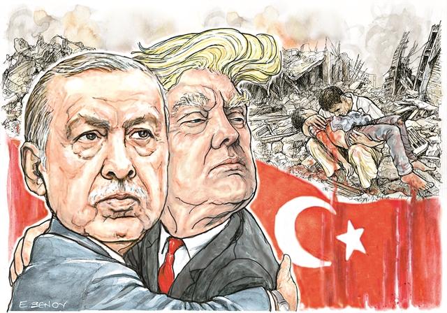 Η χημεία Τραμπ – Ερντογάν εξοργίζει την Ευρώπη και φοβίζει την Αθήνα