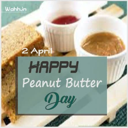 National Peanut Butter and Jelly Day Wishes Posters