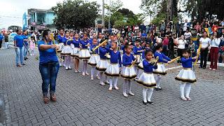 Prefeitura de Sete Barras realiza Desfile Cívico de 7 de Setembro
