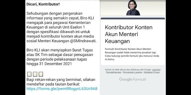 Duh, Don Adam Ungkap Dugaan Akun Medsos Sri Mulyani Dikelola Pakai Uang Negara