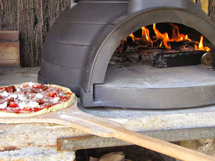 Four à pizzas, barbecue et plancha...