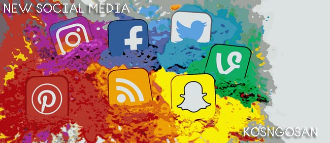 Sosial Media Terbaru 2018 yang Jadi Tren Anak Muda