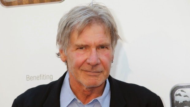 Harrison Ford recebeu alta hospitalar