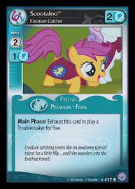 My Little Pony Scootaloo, Creature Catcher Premiere CCG Card