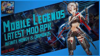 Mobile Legends: Bang Bang MOD APK [UNLIMITED DIAMOND - MOD MENU] Latest (V1.5.64.6161)