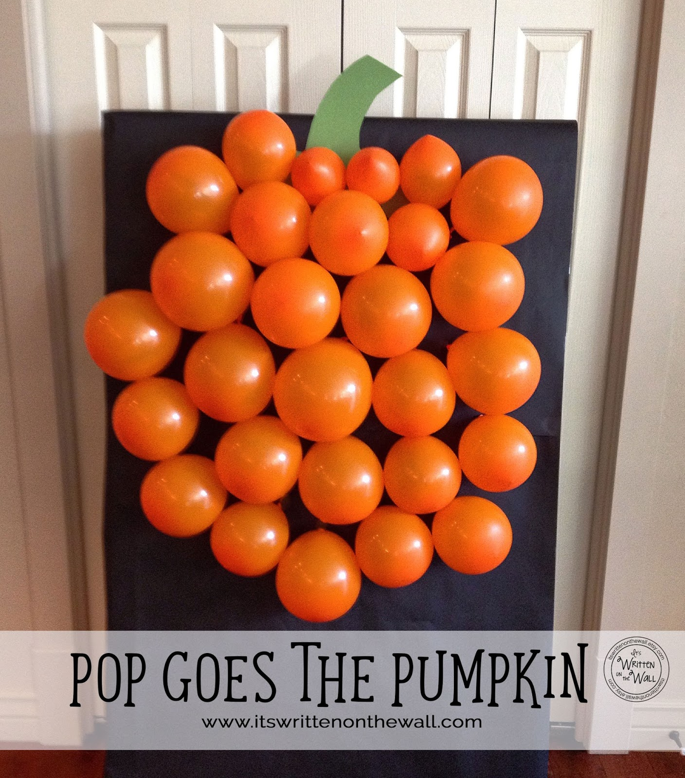Its Written on the Wall 33 Fun Halloween Games Treats and Ideas
