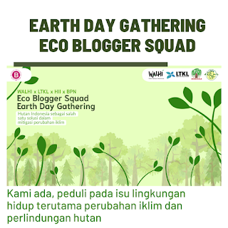 earth day gathering