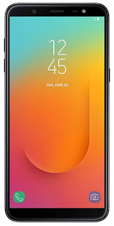 Samsung Galaxy J8 (Black, 4GB RAM, 64GB Storage)