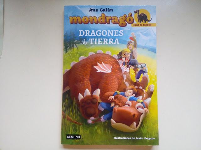 Colección Mondragó. Crías de Dragón.