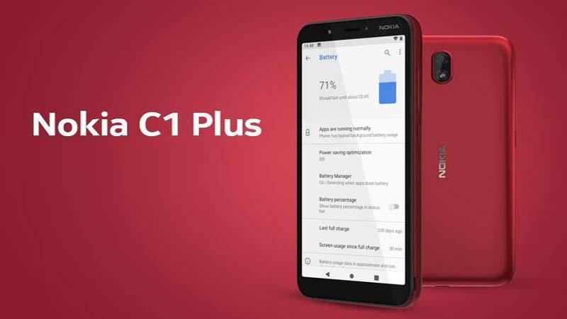 سعر و مواصفات Nokia C1 Plus