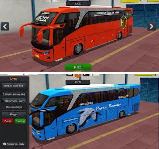 Download Bus mod bussid rexus