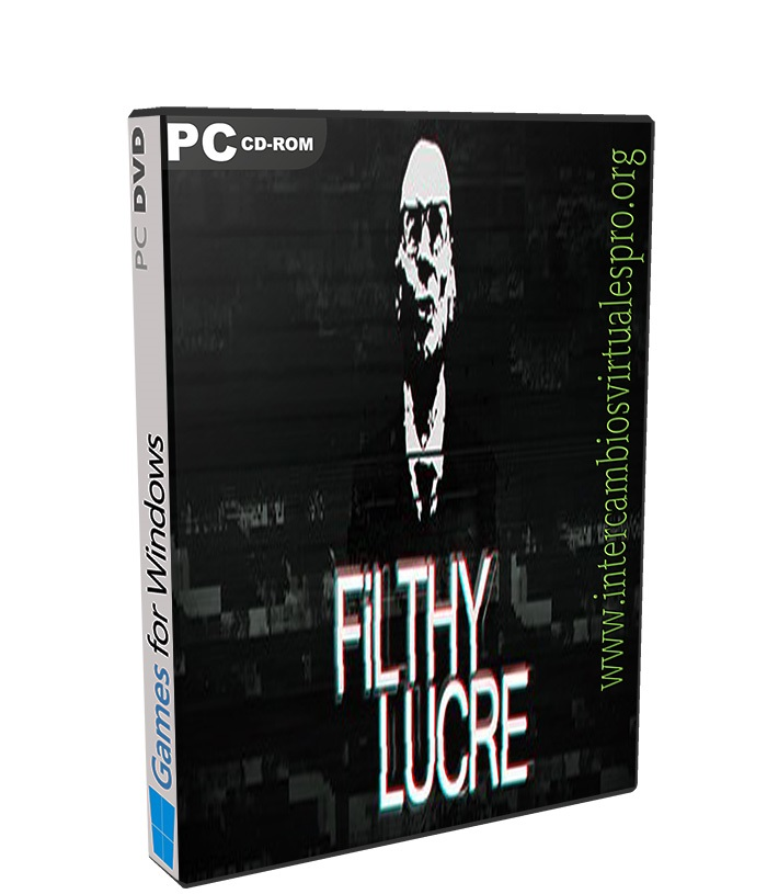 Filthy Lucre poster box cover
