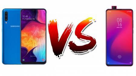 Redmi-k20-Pro-vs-Samsung-Galaxy-A50