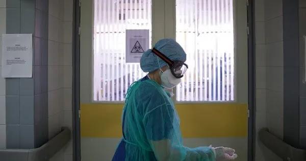 Αρβανίτης: «Άσχημα νέα για εμβολιασμένους - Το ADE ενισχύει τη νόσηση από Δ» - Να σταματήσουν οι μαζικοί εμβολιασμοί