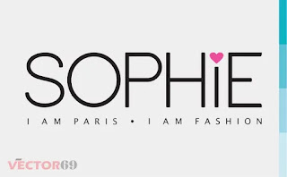 Logo Sophie Paris Baru 2018 - Download Vector File SVG (Scalable Vector Graphics)