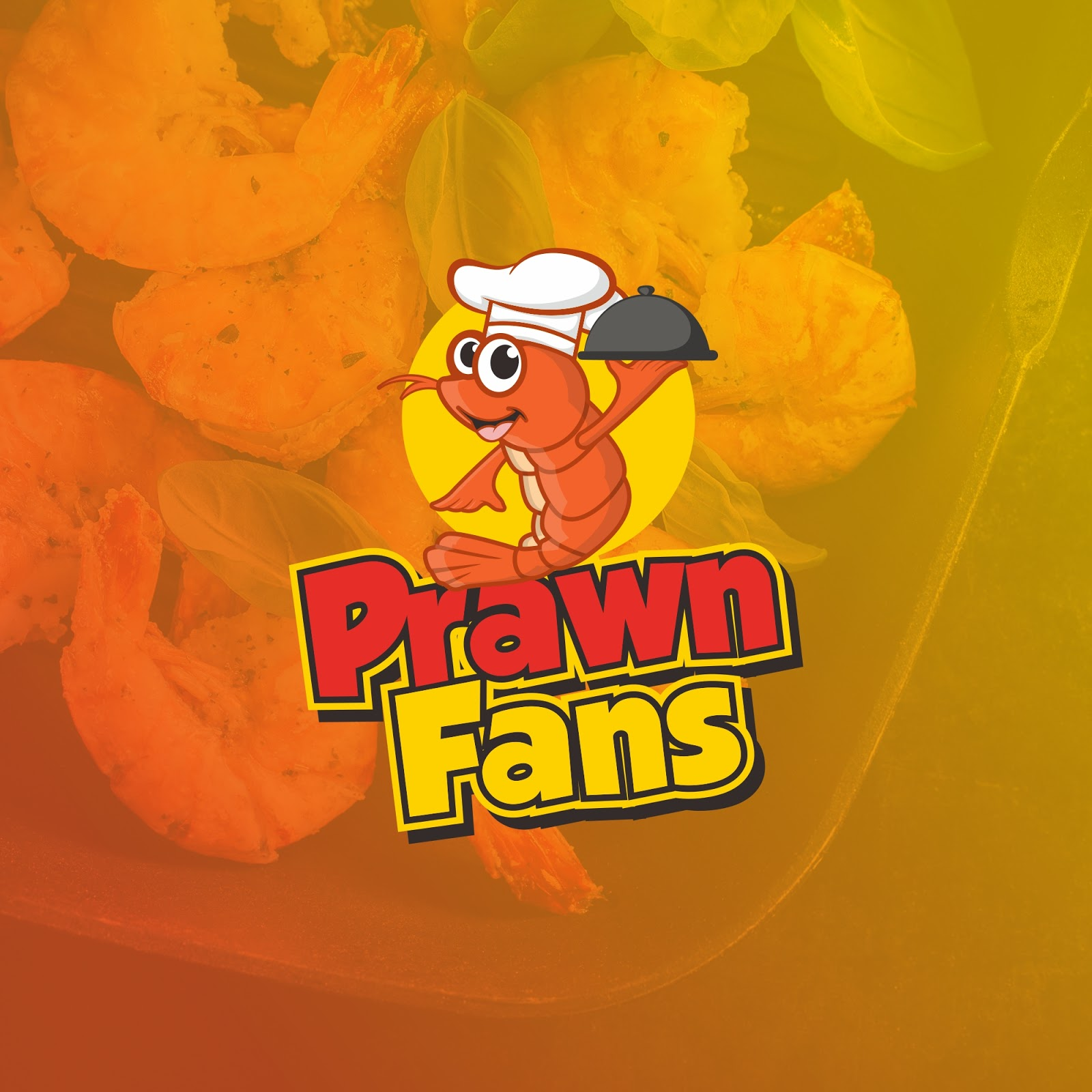Desain Logo Maskot Atau Karakter Udang Untuk Prawn Fans Jasa