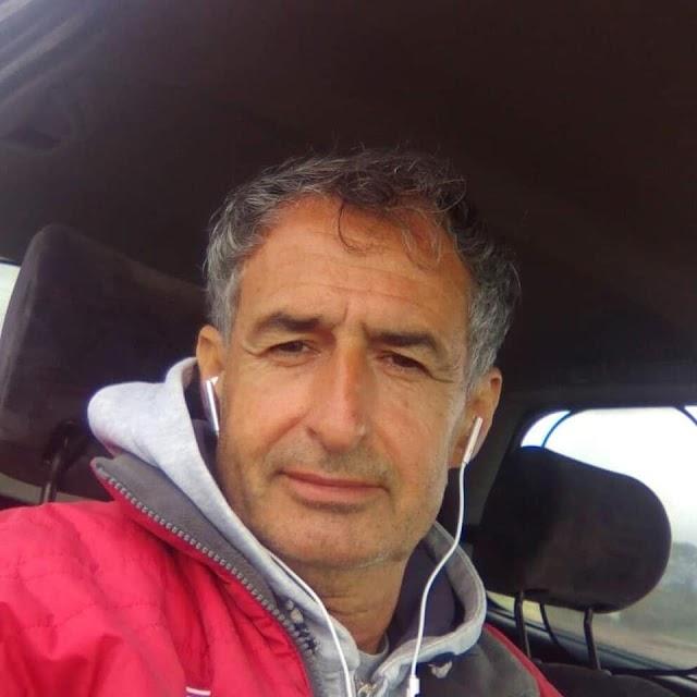 """Μ.Γ.Σ """"Εθνικός"""" Αλεξανδρούπολης:Εκφράζει τα θερμά του συλλυπητήρια στους οικείους του  και τον ευχαριστεί για όσα πρόσφερε στις ομάδες μας"""