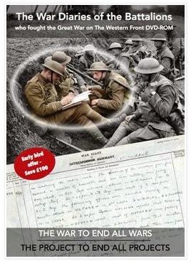 War Diaries 1914-1918