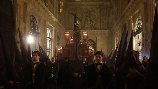 El Cristo de la Corona presidirá el Vía Crucis de las Cofradías de Sevilla de 2021