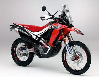 Harga Motor Honda CRF 250 Rally dan Spesifikasi Terbaru