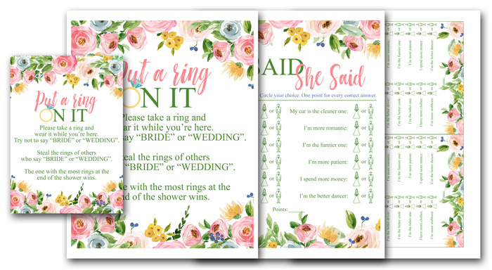 photograph about Printable Bridal Shower Games titled Cost-free Printable Bridal Shower Game titles i ought to be mopping the