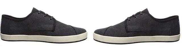 TOMS Classic Women's Black Sneakers