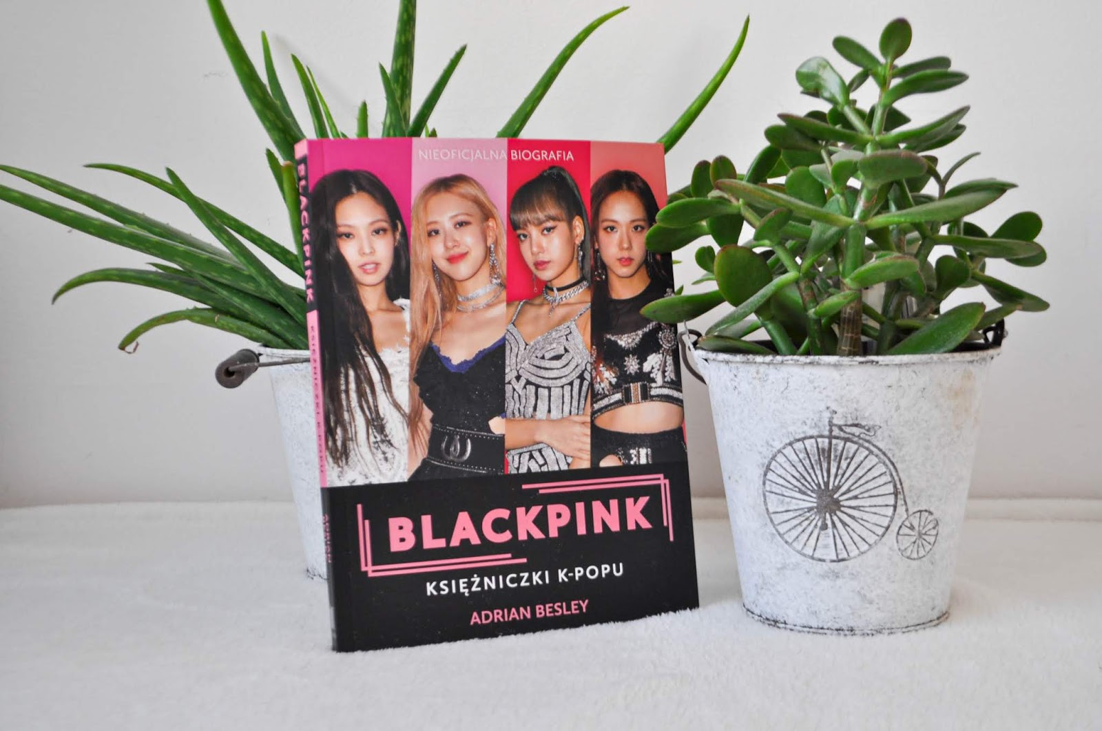 """""""Blackpink Księżniczki K-popu"""" - Adrian Besley 📕📖"""