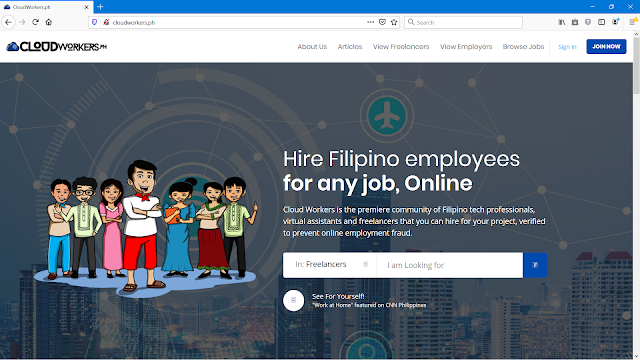 Seoul Based Pinoy Develops Online Platform for Filipino Cloudworkers