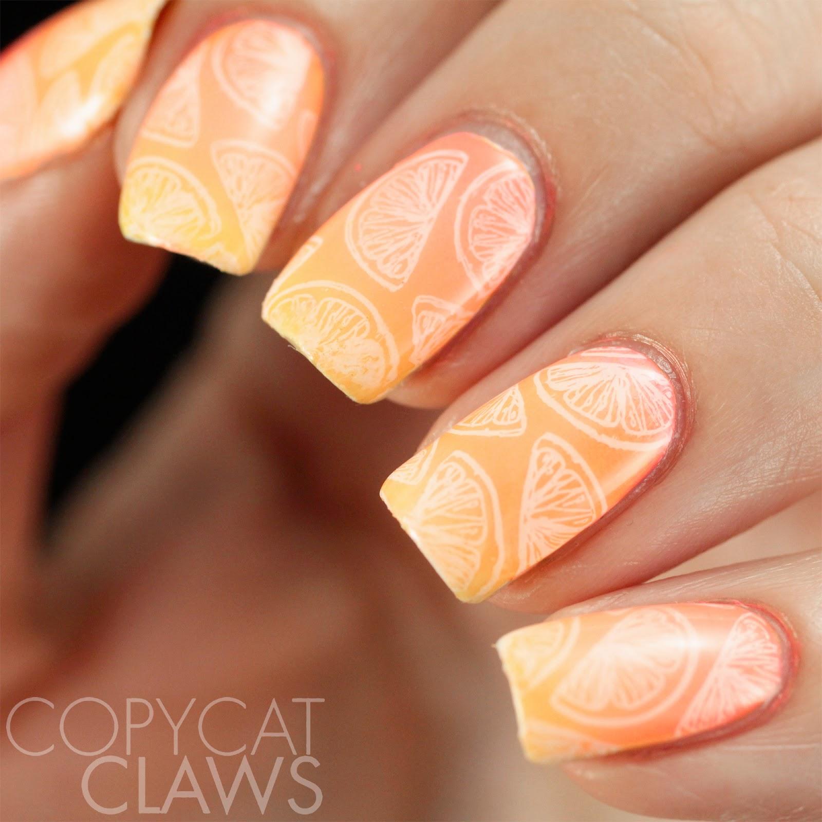 Copycat Claws: Lina Nail Art Supplies Summer 02 and Make Your Mark 05