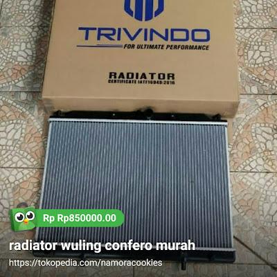 Radiator wuling confer murah