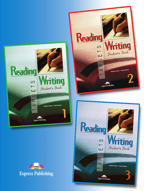 Reading and Writing Targets 1 - 3
