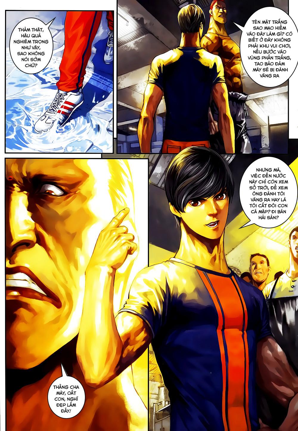 Quyền Đạo chapter 5 trang 23