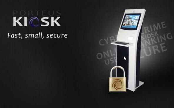 Porteus Kiosk - Ελαφριά διανομή για κοινόχρηστους υπολογιστές