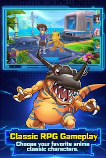 Download Digimon Digital Beast Apk English