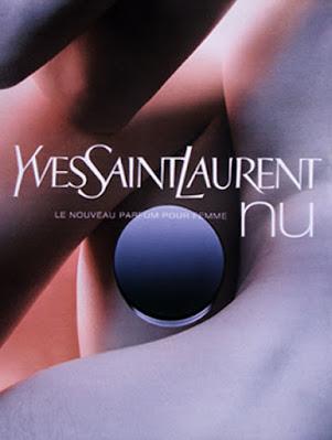 Nu (2001 - 2002) Yves Saint Laurent