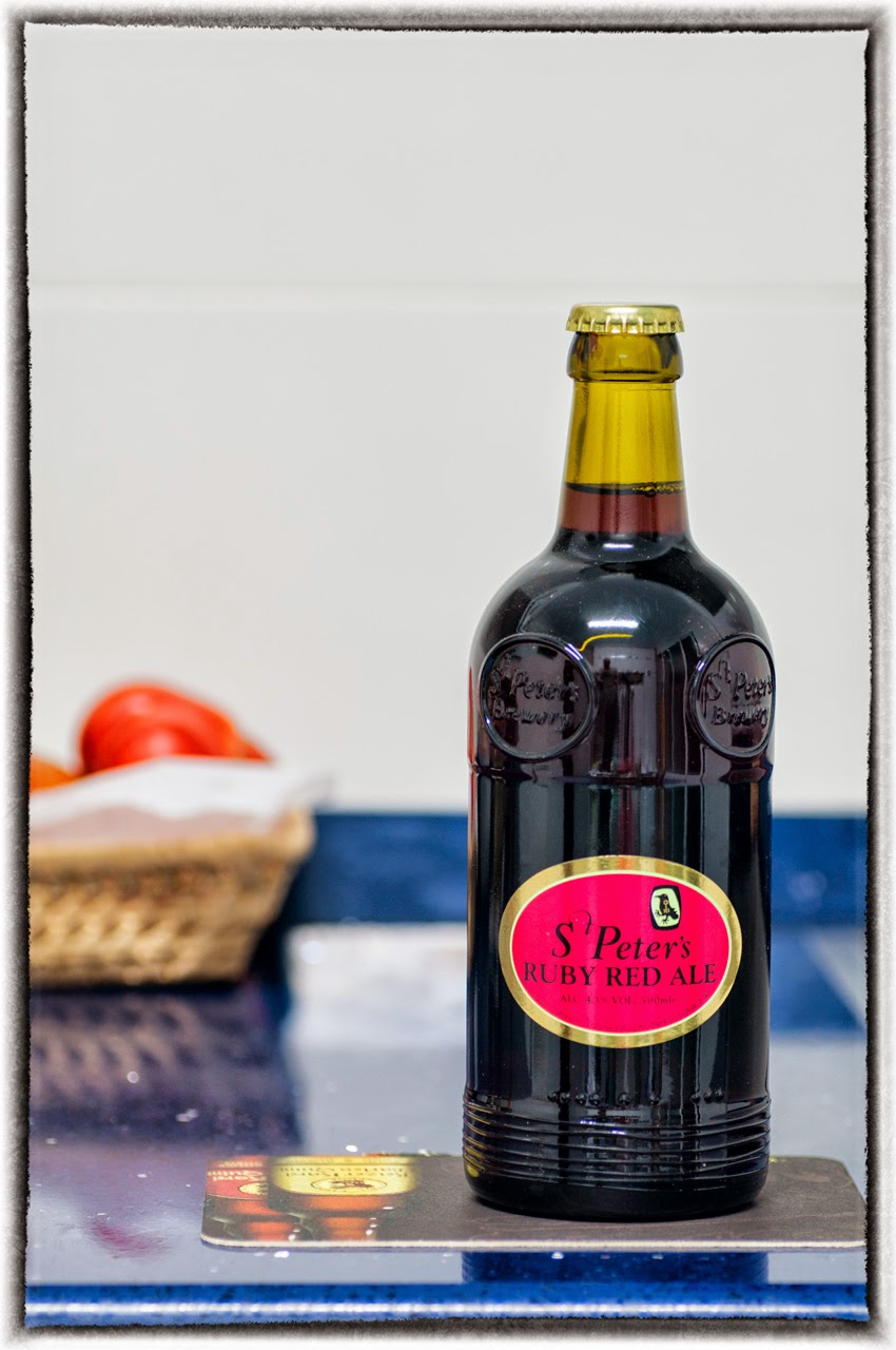 St. Peter´s Ruby Red Ale