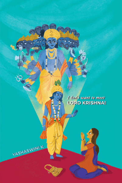 Book Review : I Don't Want To Meet Lord Krishna! - Yashaswini K