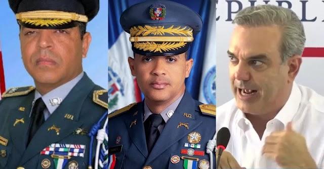 GRAN ESCÁNDALO: El gobierno del cambio reintegro Coronel de la Policía que fue cancelado por falsificar documento para favorecer narco y ahora ocupa un alto cargo