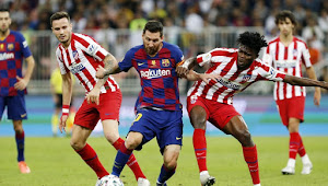 Prediksi Skor Atletico Madrid Vs Barcelona 22 November 2020