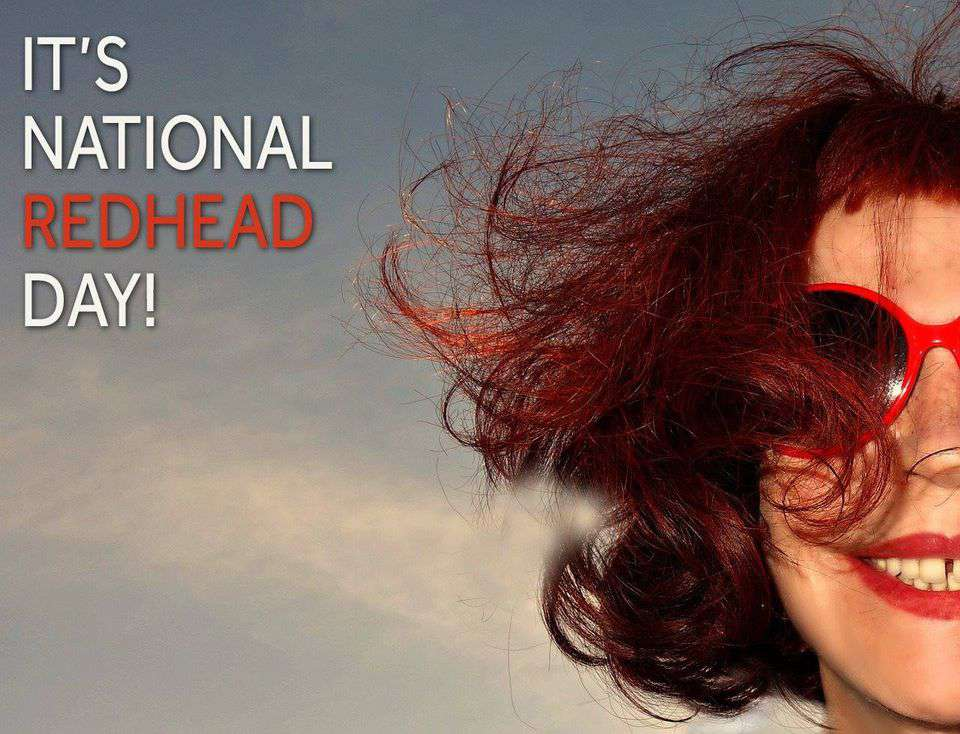 National Redhead Day Wishes