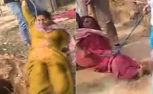Bengal Woman Teacher, Sister Tied, Dragged. Trinamool Leader Led Assault