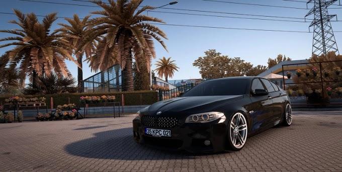 ETS 2 - BMW 5 Series F10 M-Sport Modu (1.40)