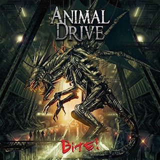 "Animal Drive - ""Tower Of Lies (I Walk Alone)"" (video) from the album ""Bite!"""