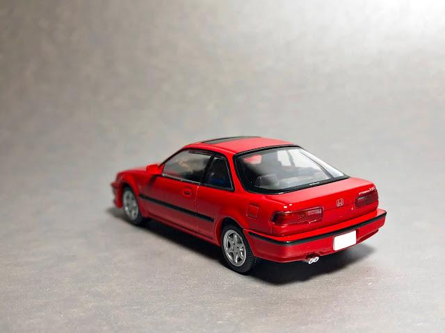 Tomica Limited Vintage Honda Integra