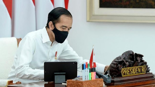UU Cipta Kerja Akhirnya Diteken Jokowi, Totalnya Ada 1.187 Halaman